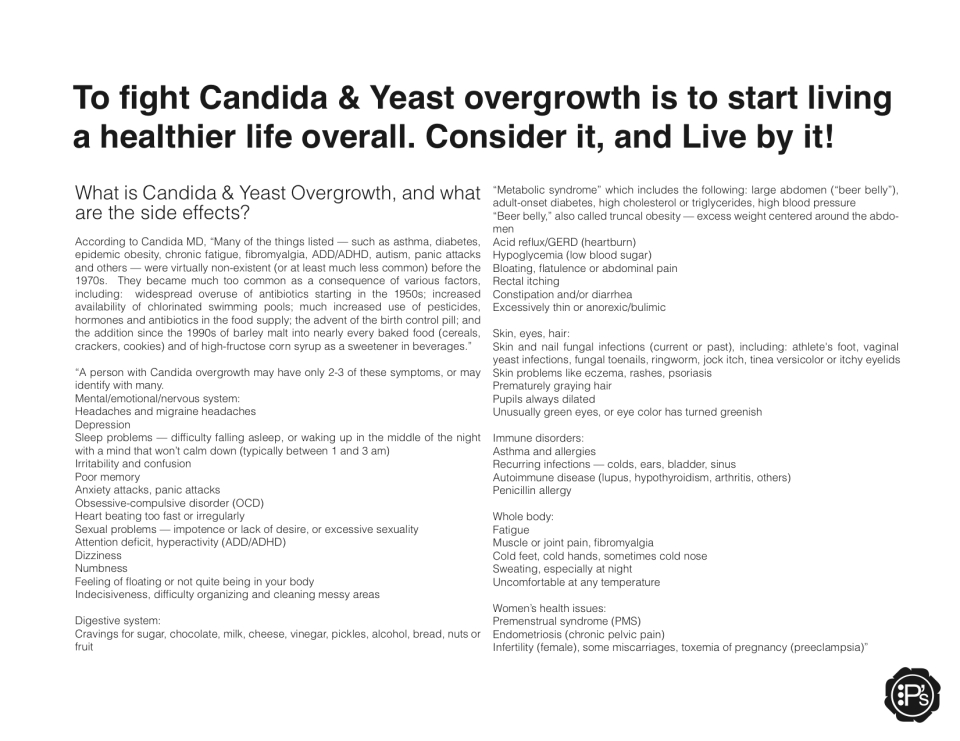 yeast growth Some studies have shown that eating probiotic yogurt or taking lactobacillus acidophilus supplements may slow the growth of yeast in the vagina, lowering the risk for infections but more research .